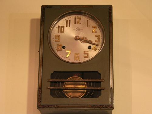 大正~昭和30年代の柱時計