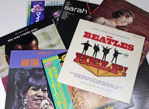 レコード・CD・DVD